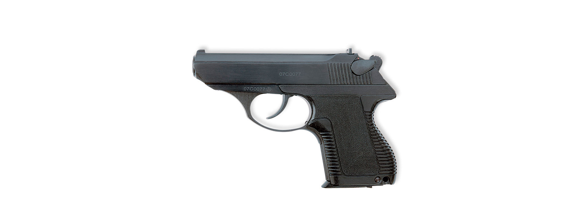 Pistol PSM: specifications, photos 7